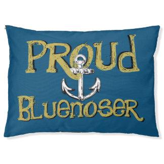 誇りを持ったなBluenoserノバスコシアのいかり犬のベッド枕 ペットベッド
