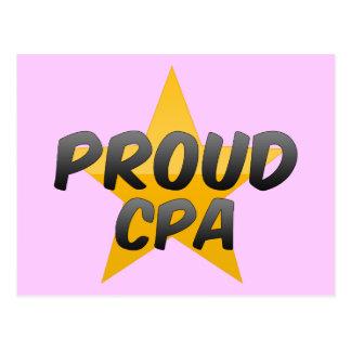 誇りを持ったなCpa ポストカード