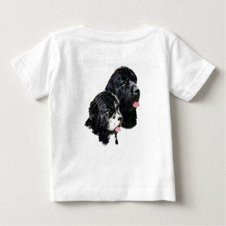誇りを持ったなNewfoundlanderニューファウンドランドカナダ ベビーTシャツ