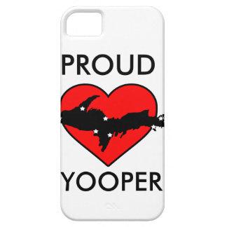 誇りを持ったなYooperがあって下さい! iPhone SE/5/5s ケース