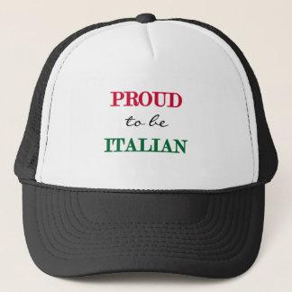 誇りを持ったイタリアンがあること キャップ