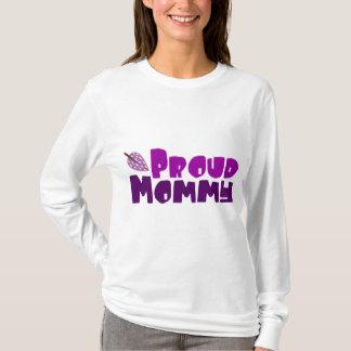 誇り高いお母さん Tシャツ