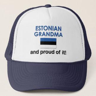 誇り高いエストニア語の祖母 キャップ
