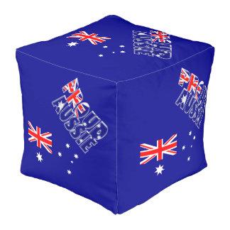 誇り高いオーストラリア人 プーフ