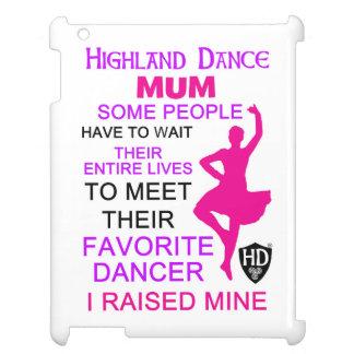 誇り高いダンスのミイラ iPad カバー
