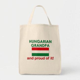誇り高いハンガリーの祖父 トートバッグ