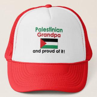 誇り高いパレスチナの祖父 キャップ