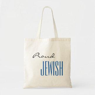 誇り高いユダヤ人 トートバッグ