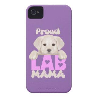誇り高いラブラドールのお母さん! 誇り高いラブラドールのお母さんのため! Case-Mate iPhone 4 ケース