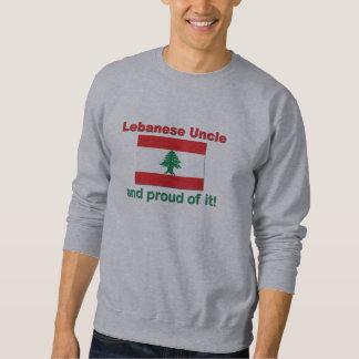 誇り高いレバノンの叔父さん スウェットシャツ