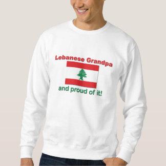 誇り高いレバノンの祖父 スウェットシャツ