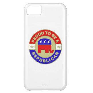 誇り高い共和党員 iPhone5Cケース