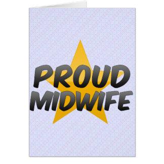 誇り高い助産婦 カード