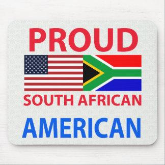 誇り高い南アフリカのアメリカ人 マウスパッド