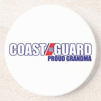 誇り高い沿岸警備隊の祖母 コースター