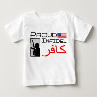誇り高い異端者 ベビーTシャツ