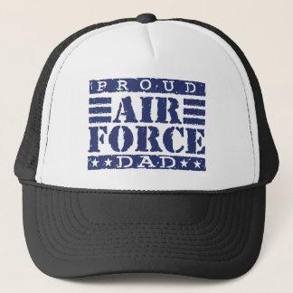 誇り高い空軍パパ キャップ