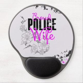 誇り高い警察の妻 ジェルマウスパッド