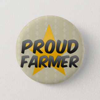 誇り高い農家 缶バッジ