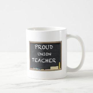誇り高い連合先生 コーヒーマグカップ