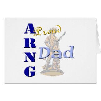 誇り高いARNGのパパ カード