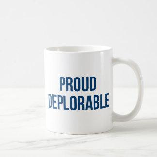 誇り高く嘆かわしい-ドナルド・トランプ-共和党員 コーヒーマグカップ