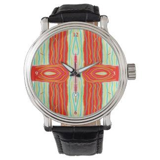 誇示、倍の落書き 腕時計