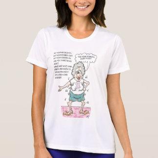 認識度HOKYのちっぽけなダンスのティー Tシャツ
