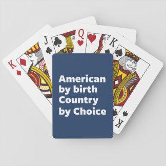 誕生によるアメリカ人、選択による国 トランプ