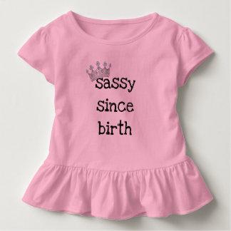 誕生以来粋 トドラーTシャツ