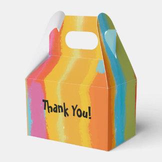 誕生会の好意箱を絵を描く芸術及び技術 フェイバーボックス