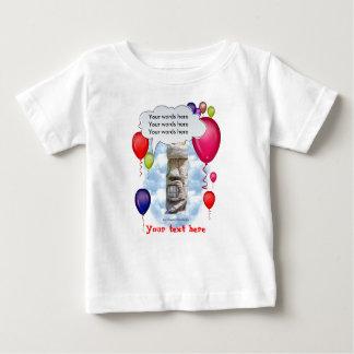誕生会Tiki ベビーTシャツ
