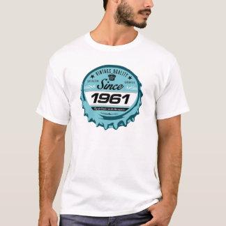 誕生年のTシャツ- 1961年 Tシャツ