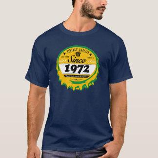 誕生年のTシャツ- 1972年 Tシャツ