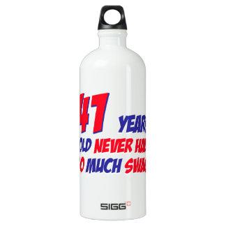 誕生日おもしろいな41年の ウォーターボトル