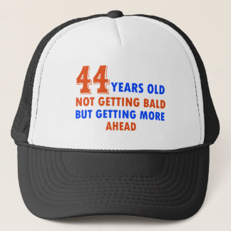 誕生日おもしろいな44年の キャップ