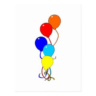 誕生日のブランデーグラス ポストカード