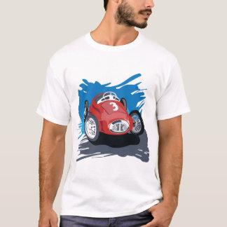 誕生日のワイシャツ-レースカーのワイシャツ Tシャツ