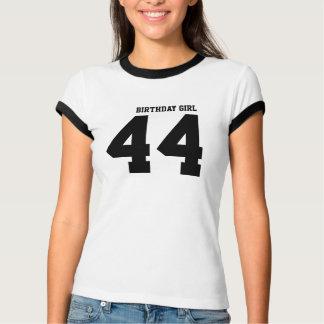 誕生日の女の子44 Tシャツ