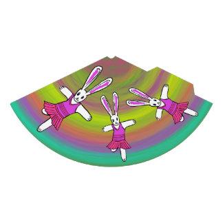 誕生日の帽子のバニーウサギのバレリーナの踊り パーティーハット