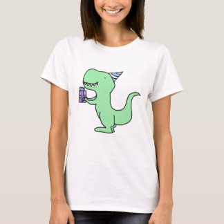 誕生日の恐竜 Tシャツ