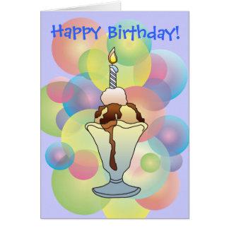 誕生日の男の子シャロンSHARPE著1年 カード