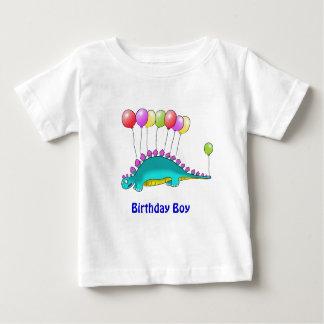 誕生日の男の子 ベビーTシャツ
