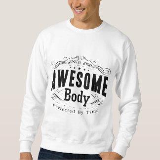誕生日は2000年の素晴らしい体を生まれます スウェットシャツ