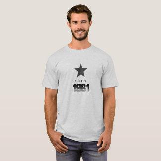 誕生日1961年 Tシャツ