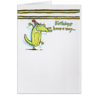 誕生日7 カード