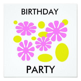 誕生日、パーティー カード