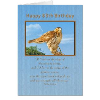 誕生日、第88の荒脚のタカ カード
