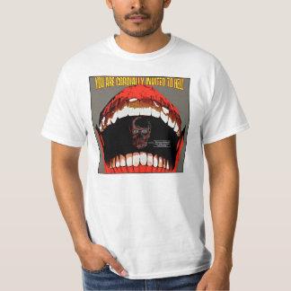 誠心誠意の招待状 Tシャツ