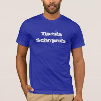 説のSchmesisのTシャツ Tシャツ